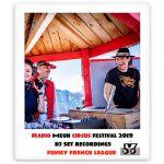 Radio Meuh Circus Festival 2019 Funky French League DJ Set