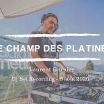 Laurent Garnier Le Champ des Platines
