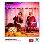 Nickodemus & Nappy G @ La Maison de la Radio Meuh