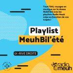 Playlist MeuhBil'été - 01 Rive Droite