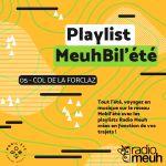 Playlist MeuhBil'été - 05 Col de La Forclaz